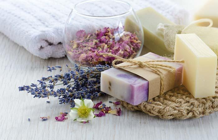 6. A Bar Of Soap