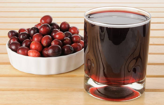 Lose Weight Naturally - Cranberry Juice