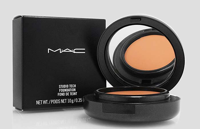 MAC Studio Tech Foundation - Best MAC Foundation