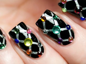 739-Rhinestone-Nail-Art-Designs-To-Try-Out