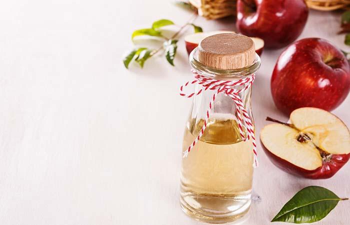 Get Rid Of A Charley Horse - Apple Cider Vinegar