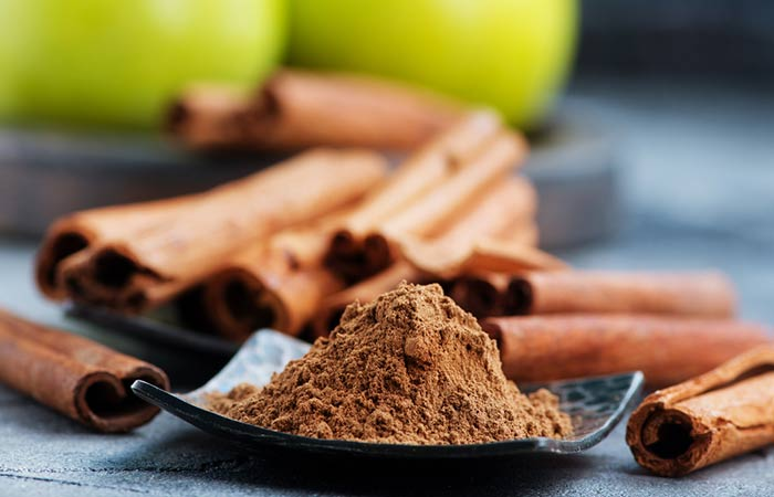 Lose Weight Naturally - Cinnamon