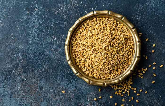 9. Fenugreek Seeds
