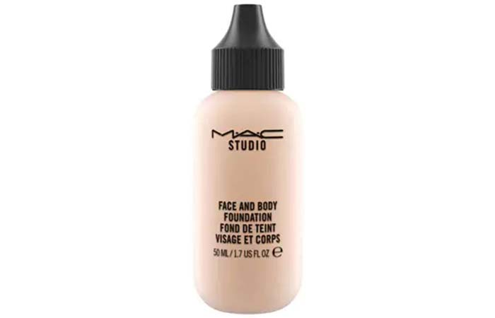 9. MAC Face and Body Foundation - Best MAC Foundation