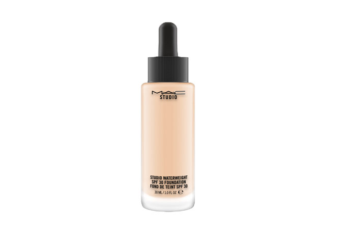 9. MAC Studio Waterweight SPF 30 Foundation - Best MAC Foundation