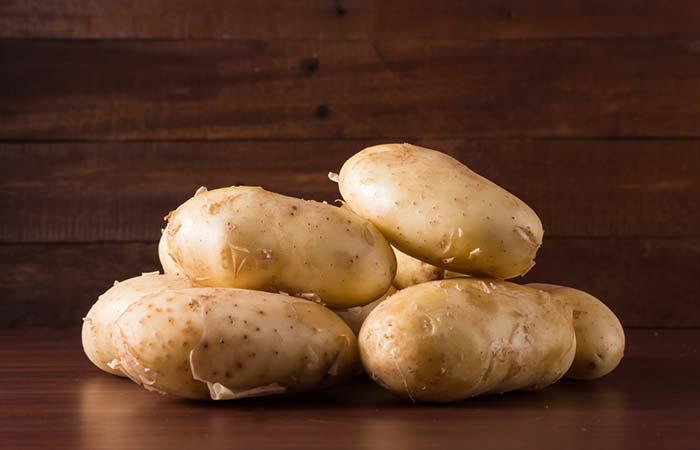 9. Potato For Sore Eyes