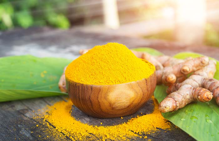 Get Rid Of A Charley Horse - Turmeric