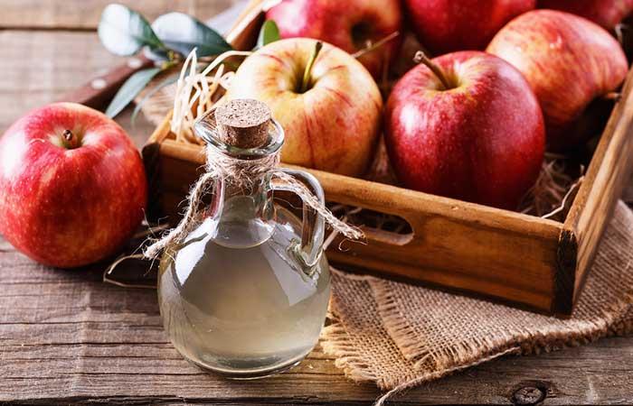 Chafing Rashes - Apple Cider Vinegar