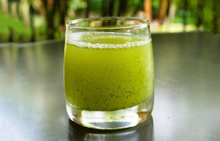 Asparagus-Fenugreek-Juice