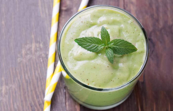 Asparagus-Mint-Juice