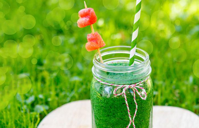 Asparagus-Watermelon-Juice