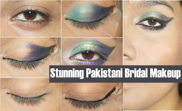 Bridal eye makeup tutorial step by | saubhaya makeup.