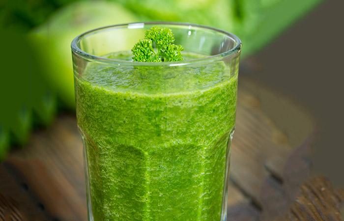 Broccoli-Asparagus-Juice