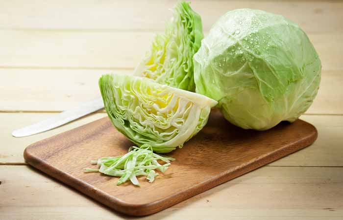 Stomach Ulcers - Cabbage