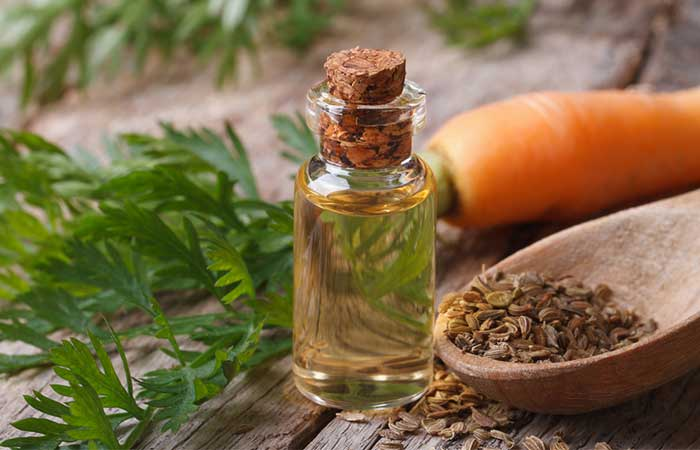 Cirrhosis Of The Liver - Carrot Seed Oil