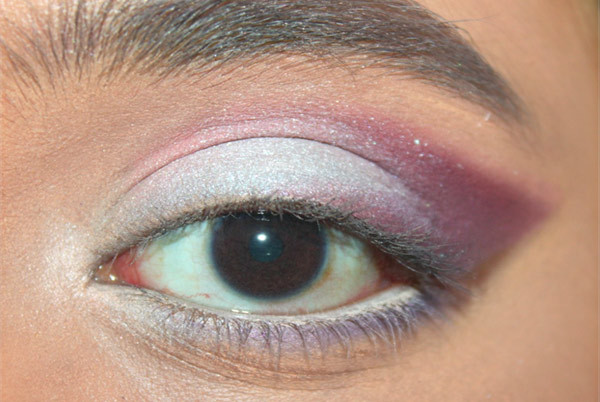 Chinese eye makeup