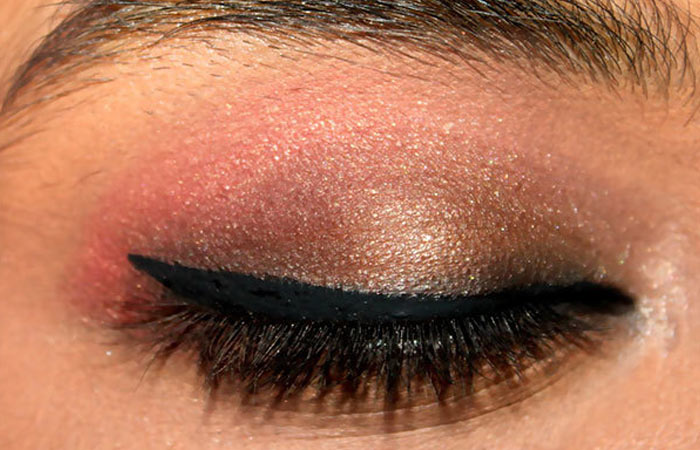 Summer Makeup - Step 5: Create Cat Eye Look