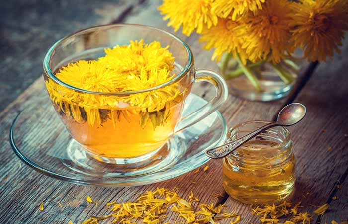 Stomach Ulcers - Dandelion Tea