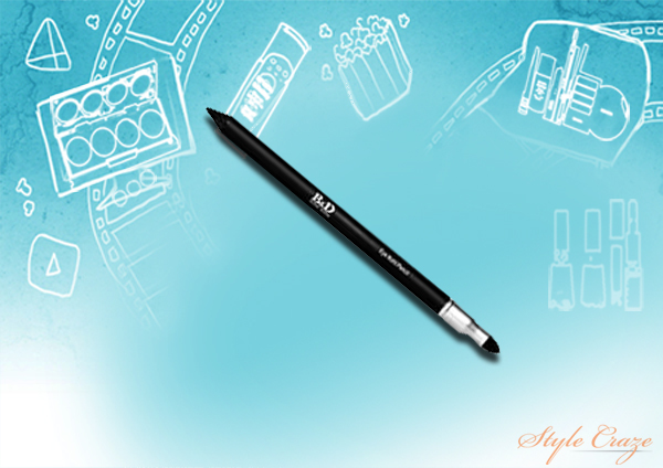 B & D Professional Eye Kohl Pencil