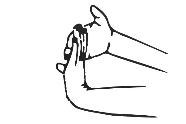 finger flexes
