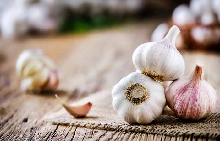 Stomach Ulcers - Garlic