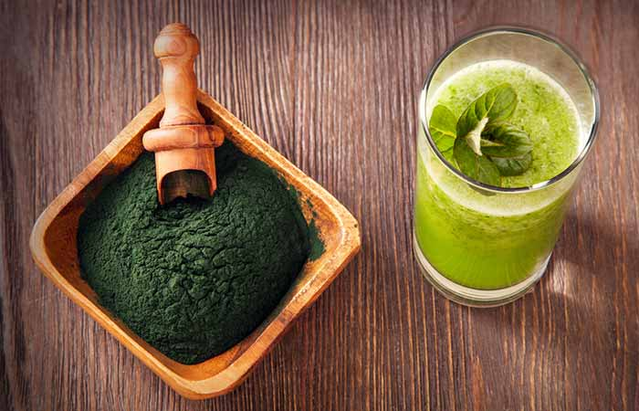 Green Juice (Spirulina)