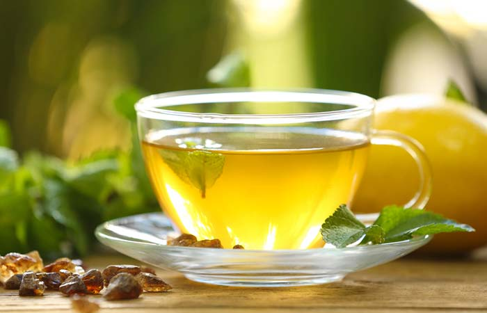 Stomach Ulcers - Green Tea