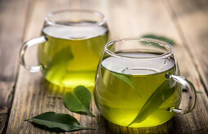 Cirrhosis Of The Liver - Green Tea