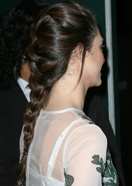 High-French-Braid