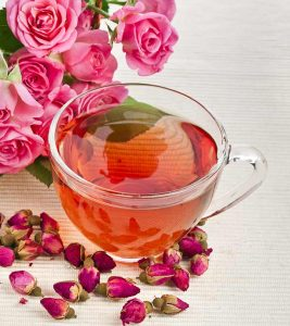 8 Potential Health Benefits Of Drinking Rose Tea