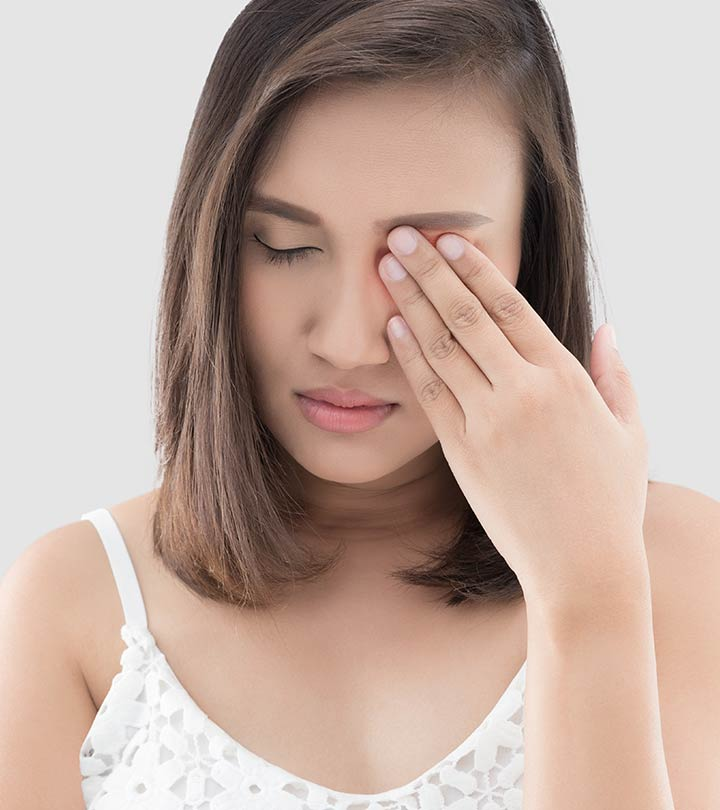 How To Get Rid Of Eye Infections Naturally