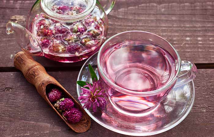 How To Make Red Clover Tea