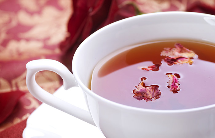 How To Make Rose Tea At Home