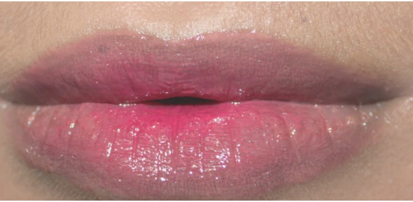 Lip Gloss in Hooked on Pink