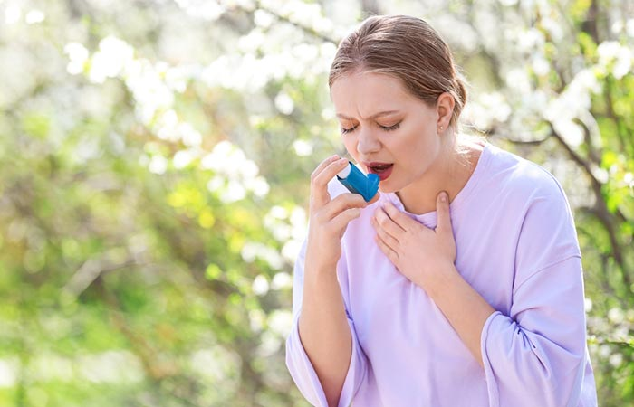 May Suppress Asthma And COPD