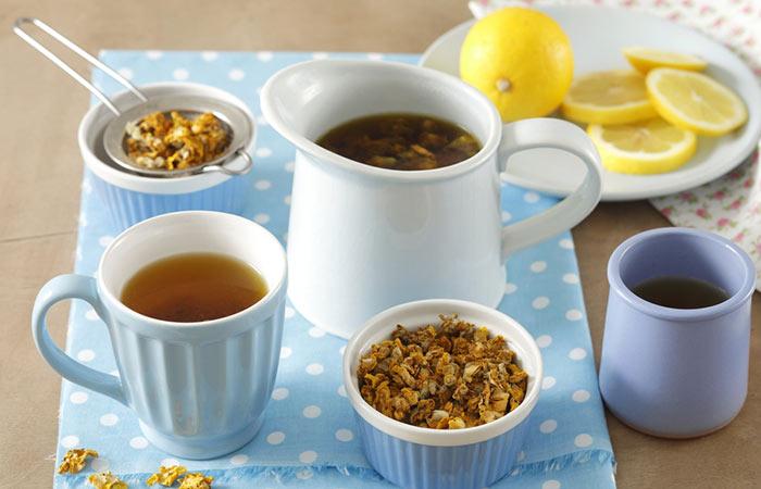 Mullein-Tea