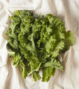 Muster Your Immunity With Mustard Greens: Benefits + Recipes