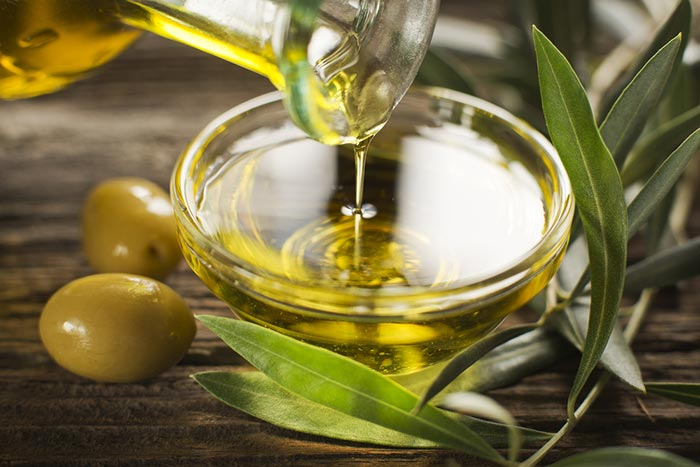 Olive And Canola Oils