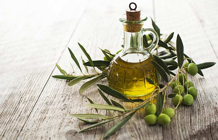 Chafing Rashes - Olive Oil