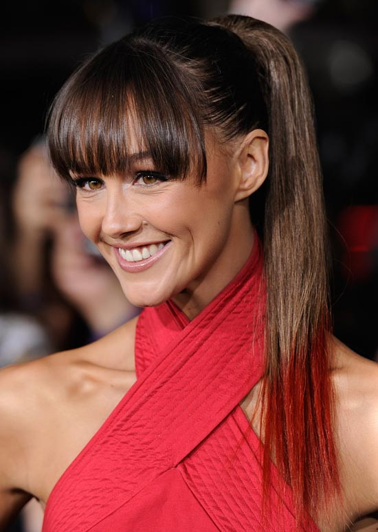 Sleek-High-Ponytail-with-Fringes