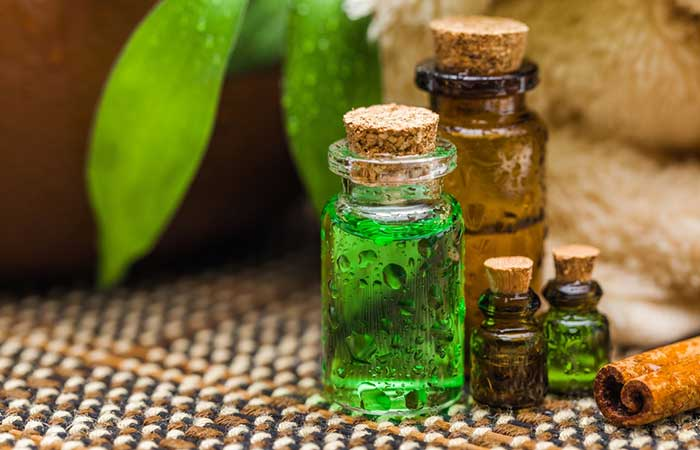 Chafing Rashes - Tea Tree Oil