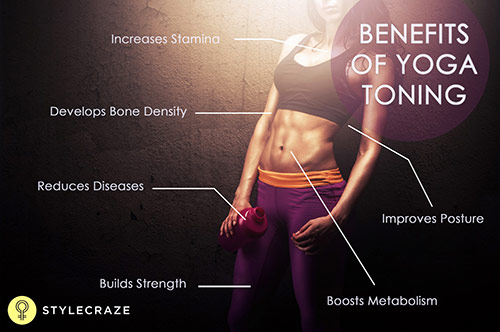 The Health Benefits Of Toning