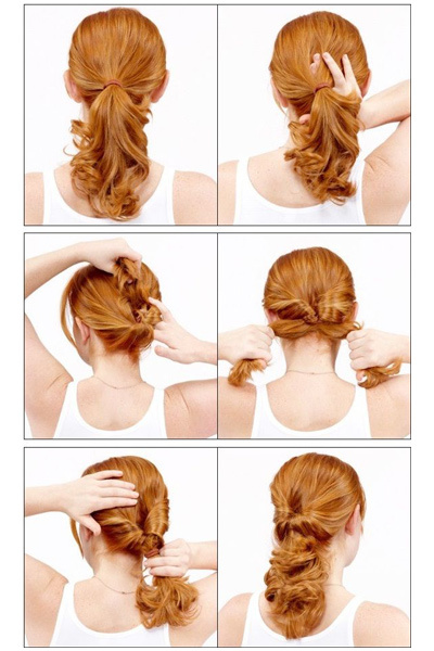 Mothers Day Special 5 Quick And Easy Hairstyles For Busy Moms