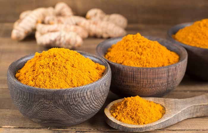 Stomach Ulcers - Turmeric