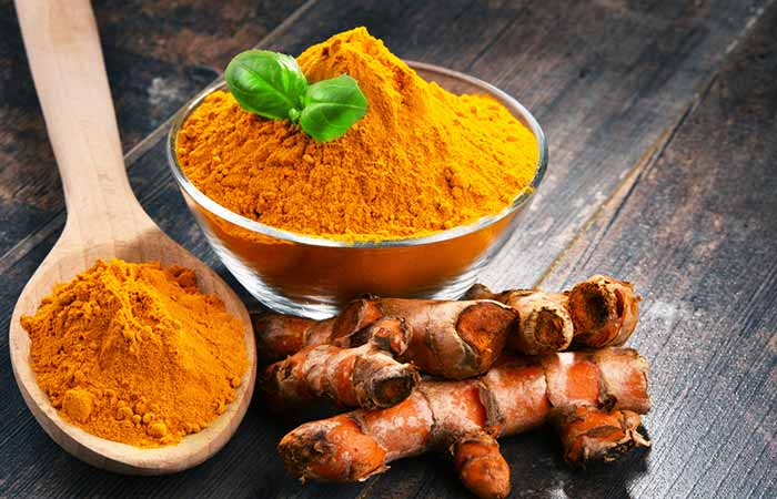 Cirrhosis Of The Liver - Turmeric