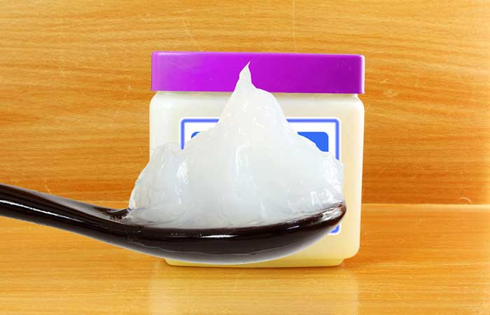 Chafing Rashes - Vaseline