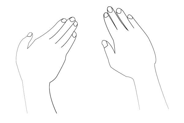 wrist ulnar and radial deviation