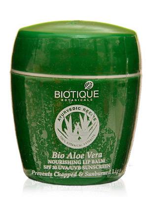 biotique lip balm
