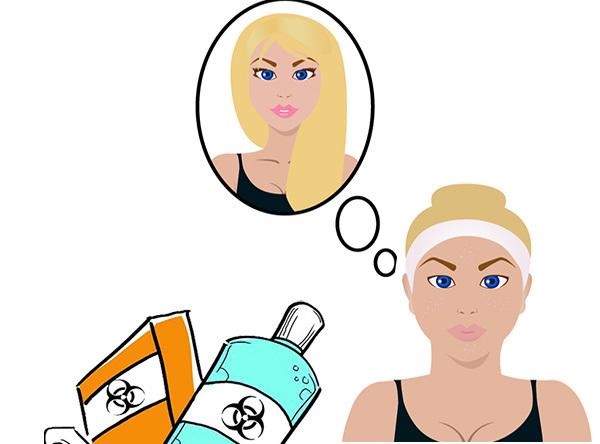 Silicon Hair Treatment