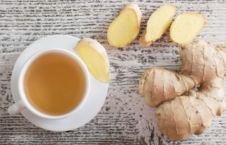 Ginger For Weight Loss - Pure Ginger Tea
